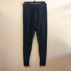 Victoria Secret Gray sweater jogger pants XS